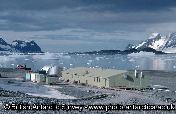 The Bonner Laboratory at Rothera Research Station