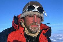 Portrait of David Vaughan
